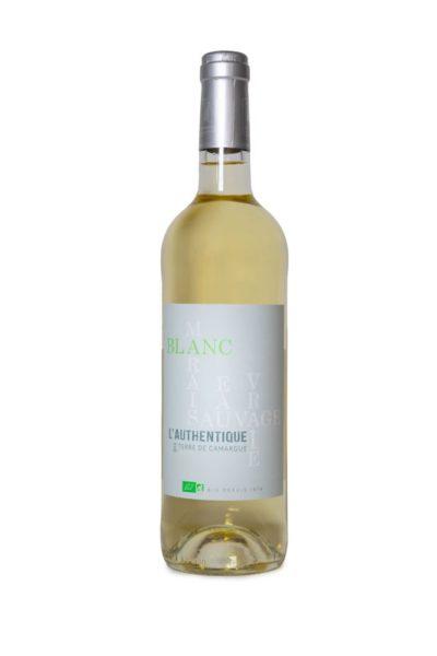 Vin blanc bio L'authentique - Domaine de Beaujeu