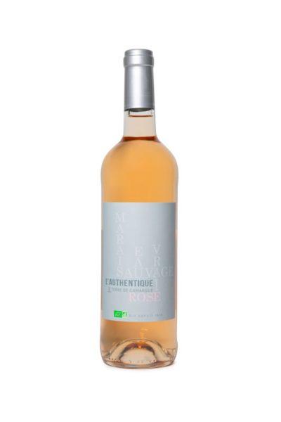 Vin rosé bio L'authentique - Domaine de Beaujeu
