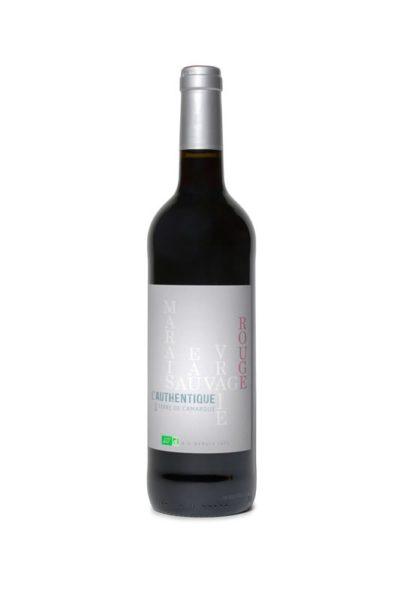 Vin rouge bio L'authentique - Domaine de Beaujeu