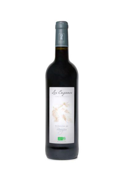 Vin rouge bio Les Enganes